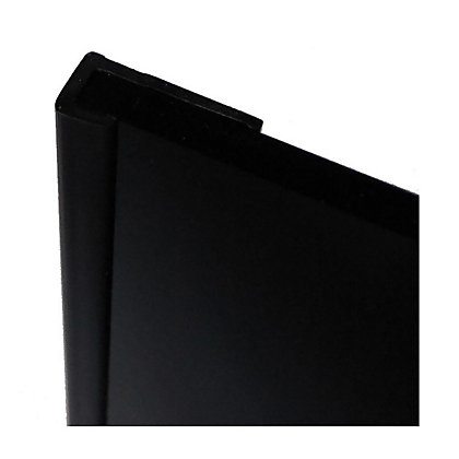 Image for Stormwall Acrylic End Cap Black from StoreName