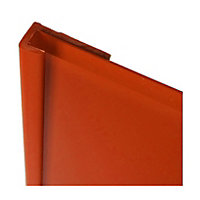 Stormwall Acrylic End Cap Orange
