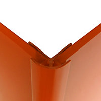 Stormwall Acrylic External Corner Orange