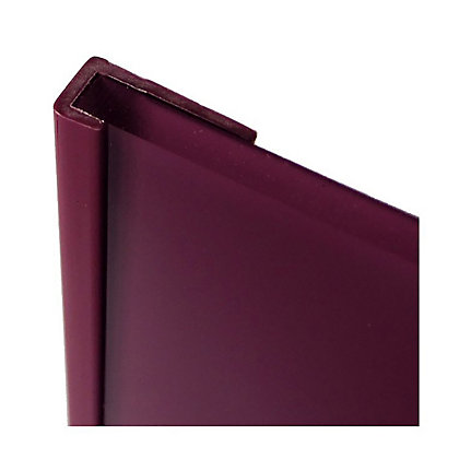 Image for Stormwall Acrylic End Cap Purple from StoreName