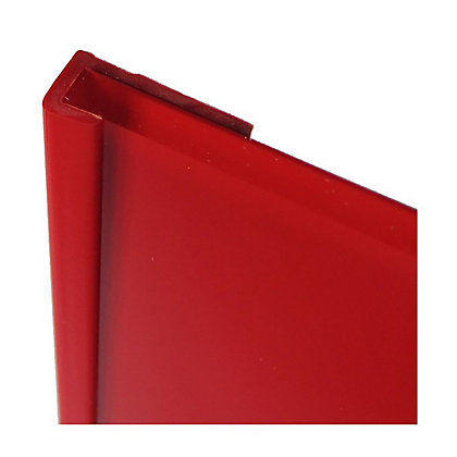Image for Stormwall Acrylic End Cap Red from StoreName