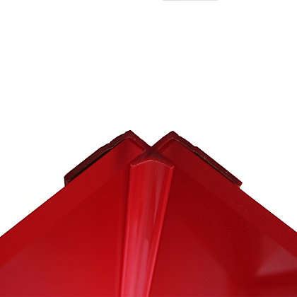 Image for Stormwall Acrylic Internal Corner Red from StoreName