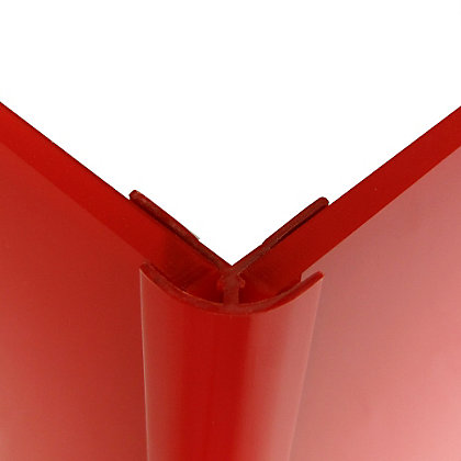 Image for Stormwall Acrylic External Corner Red from StoreName