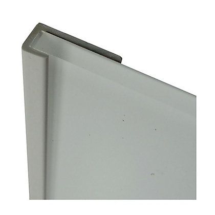 Image for Stormwall Acrylic End Cap White from StoreName