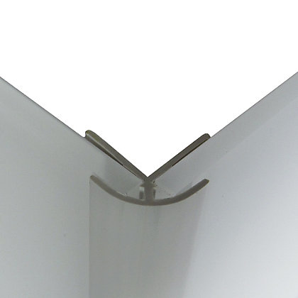 Image for Stormwall Acrylic External Corner White from StoreName
