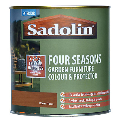 Image for Sadolin Four Seasons - Warm Teak - 1L from StoreName