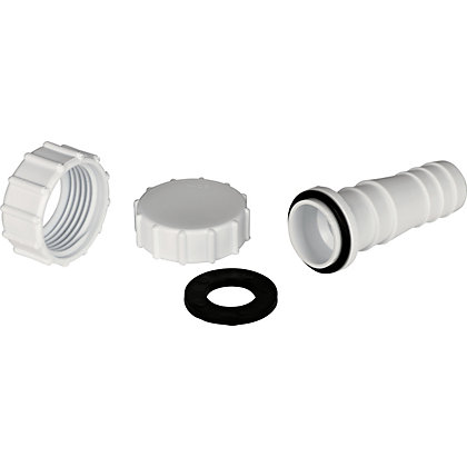 Image for Replacement Washing Machine Trap Nozzle from StoreName