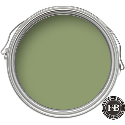 Image for Farrow & Ball Yeabridge Green No 287 - Full Gloss - 2.5L from StoreName