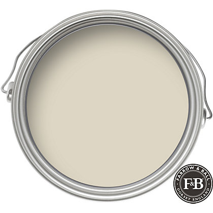 Image for Farrow & Ball Shadow White No282 - Semi-Gloss Floor Paint - 2.5L from StoreName