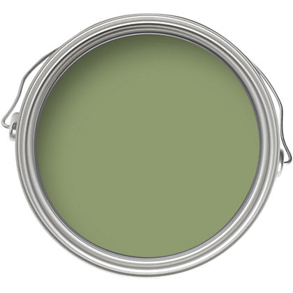 Image for Farrow & Ball Exterior Eggshell Yeabridge Green No 287 - 2.5L from StoreName