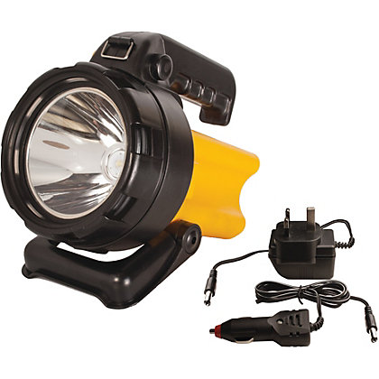 Image for 150 Lumens LED Rechargeable Spotlight from StoreName