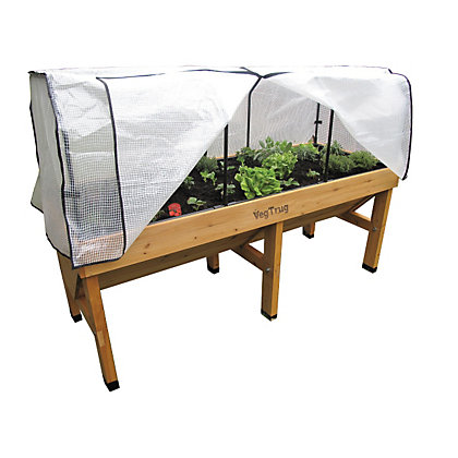 Image for Medium VegTrug Greenhouse from StoreName