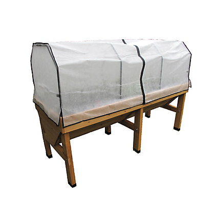 Image for Medium Greenhouse Fleece cover from StoreName