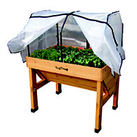 Greenhouse VegTrug - Small (Planter Not Included)