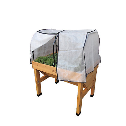 Image for Small Greenhouse Fleece Cover from StoreName