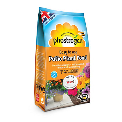 Image for Phostrogen Patio Plant Food Pouch - 800g from StoreName