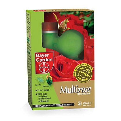Image for Bayer Multirose Bug and Disease Concentrate - 100ml from StoreName