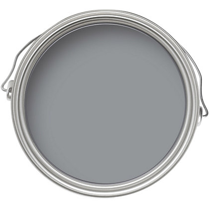 Image for Dulux Matt Natural Slate Matt Emulsion Paint - 2.5L from StoreName
