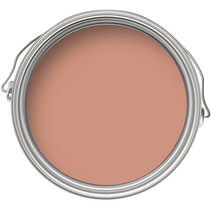 Image for Dulux Silk Copper Blush Silk Emulsion Paint - 2.5L from StoreName