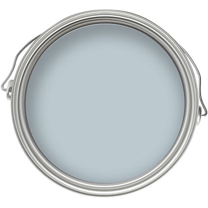 Image for Dulux Bathroom Soft Sheen Coastal Grey Emulsion Paint - 2.5L from StoreName