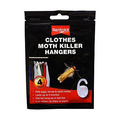 Image for Rentokil Clothes Moth Killer Hangers from StoreName