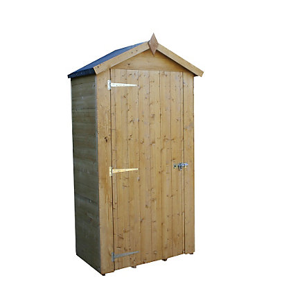 Image for Mercia Shiplap Sentry Box from StoreName