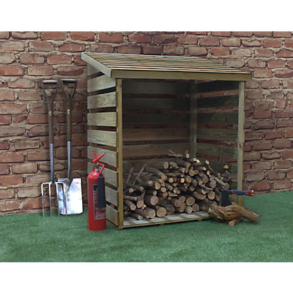 Image for Mercia Single Log Store from StoreName