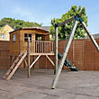 Mercia Cottage Playhouse Activity Centre