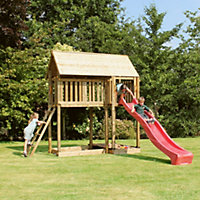 Mercia Woodland Trust Fox Tower Climbing Frame