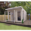 Mercia Insulated Garden Room - 10ft 5in x 15ft (With Installation)