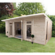 Mercia Insulated Garden Room - 20ft 3in x 11ft 8in (With Installation)