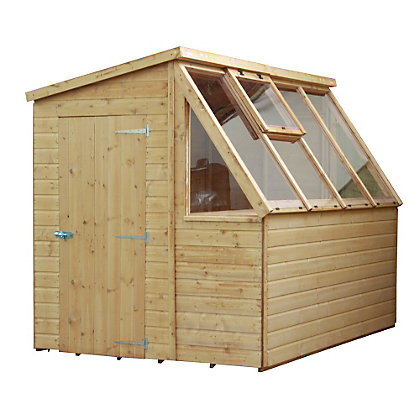 Image for Mercia Premium Potting Shed - 8x6ft from StoreName