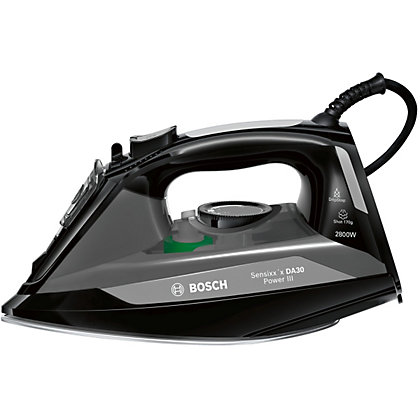 Image for Bosch TDA3020GB Power III Steam Iron from StoreName