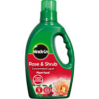 Miracle-Gro Rose and Shrub Concentrated Liquid Plant Food