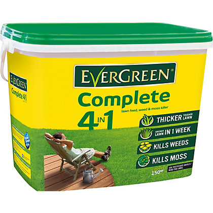Image for Evergreen Complete 4 in 1 Lawncare from StoreName