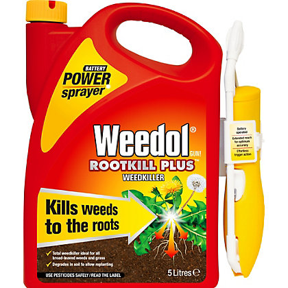 Image for Weedol Gun! Rootkill Plus Power Sprayer from StoreName