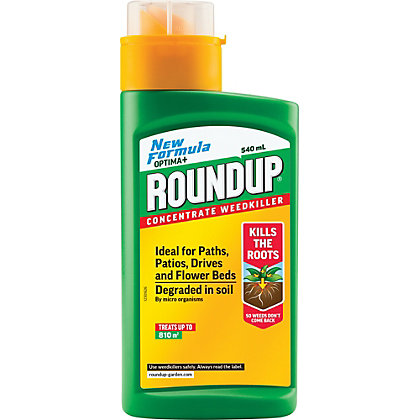 Image for Roundup Optima Concentrate Weed killer from StoreName