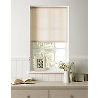 Homebase Cream Roller Blind - 90cm