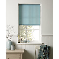 Homebase Duck Egg Roller Blind - 60cm