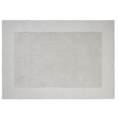 Image for Schreiber Hampton Putty Handmade Rug - 170 x 120cm from StoreName