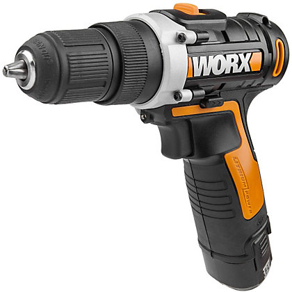 Image for Worx WX128  Li-Ion Cordless Drill Driver - 12V from StoreName