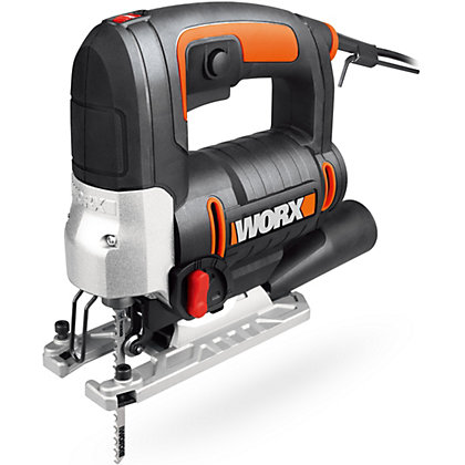 Image for Worx 650W Corded Electric Jigsaw from StoreName
