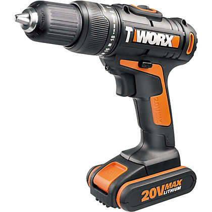 Image for Worx WX371 Max Combi Drill - 20V from StoreName