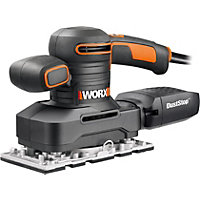 Worx WX641 1/3 Sheet Finishing Sander - 250W