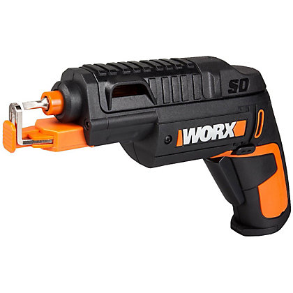 Image for WORX WX255 4V Max Lithium-ion SD with Screwholder Attachment from StoreName