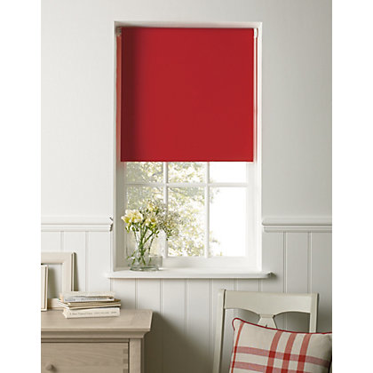 Image for Home Of Style Red Blackout Blind - 120cm from StoreName