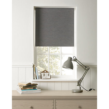 Image for 2B Texture Stripe Roller Blind - 90cm from StoreName