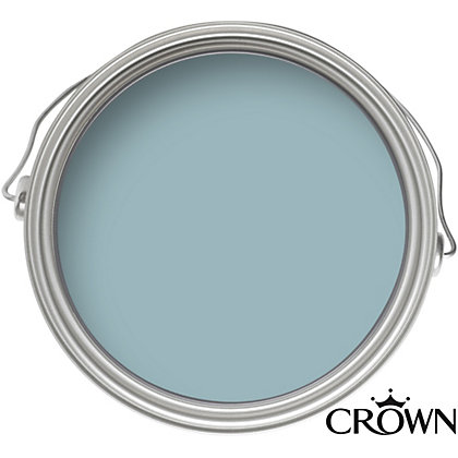 Image for Crown Breatheasy Duck Egg - Matt Standard Emulsion Paint - 40ml Tester from StoreName