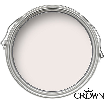 Image for Crown Breatheasy Paper Heart - Matt Standard Emulsion Paint - 40ml Tester from StoreName
