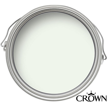 Image for Crown Breatheasy Spring White - Matt Standard Emulsion Paint - 40ml Tester from StoreName